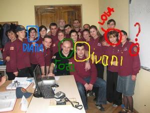 """Мегрельский подвид грузин,уход Саакашвили их игра это их игра,им НА НЕКОТОРОЕ время нужна Россия ,подробности об этих людях на сайте """"arbugo.am"""" (для перехода нажмите на картинку ) -  erevanlive.wordpress.com"""